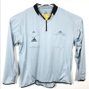 Adidas Mens 2XL Long Sleeve Clima Cool Track Too